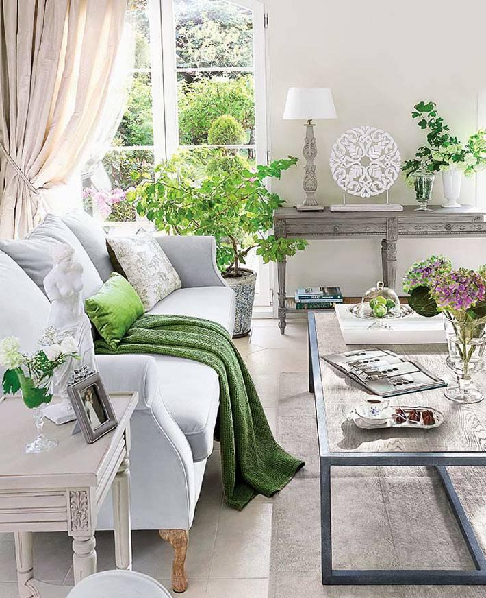 польский дом офрмленный в стиле прованс фото