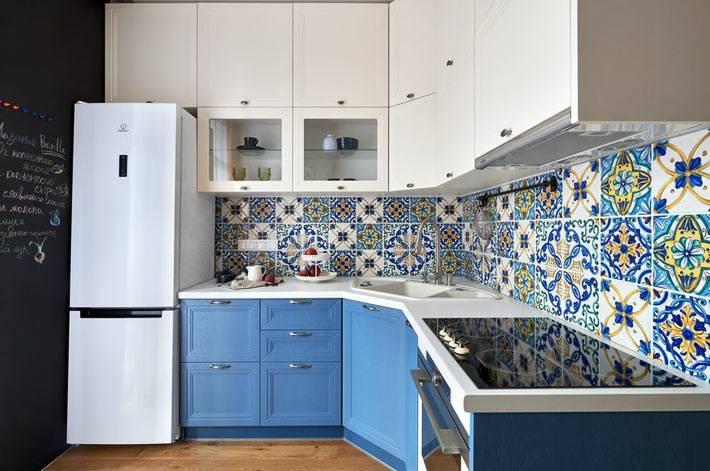 красивая марокканская плитка для оформления кухонного фартука