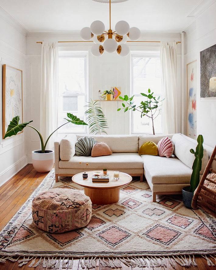 милые аксессуары в стиле бохо для украшения квартиры