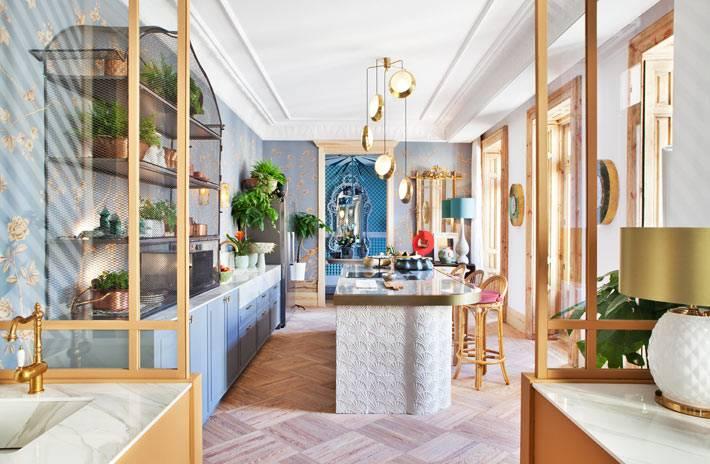 красивые идеи для оформления современного кухонного пространства