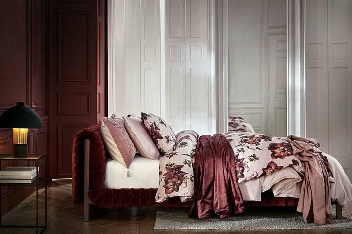 модный текстиль из новогодней коллекции H&M Home 2019