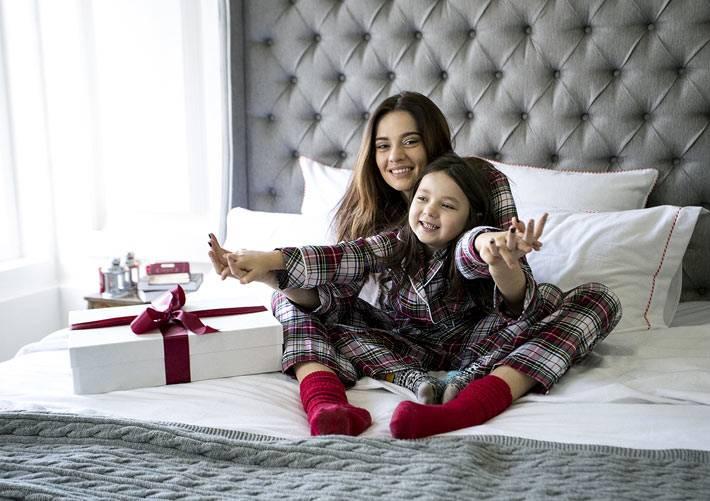 фланелевые пижамы ипостельное бельё для зимы
