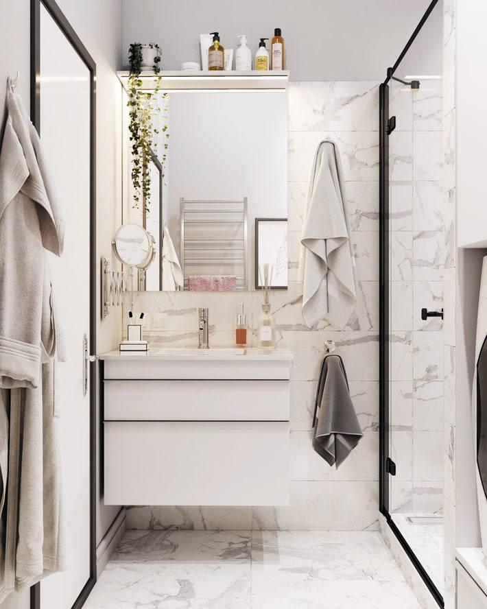 керамическая плитка с мраморным узором для ванной комнаты