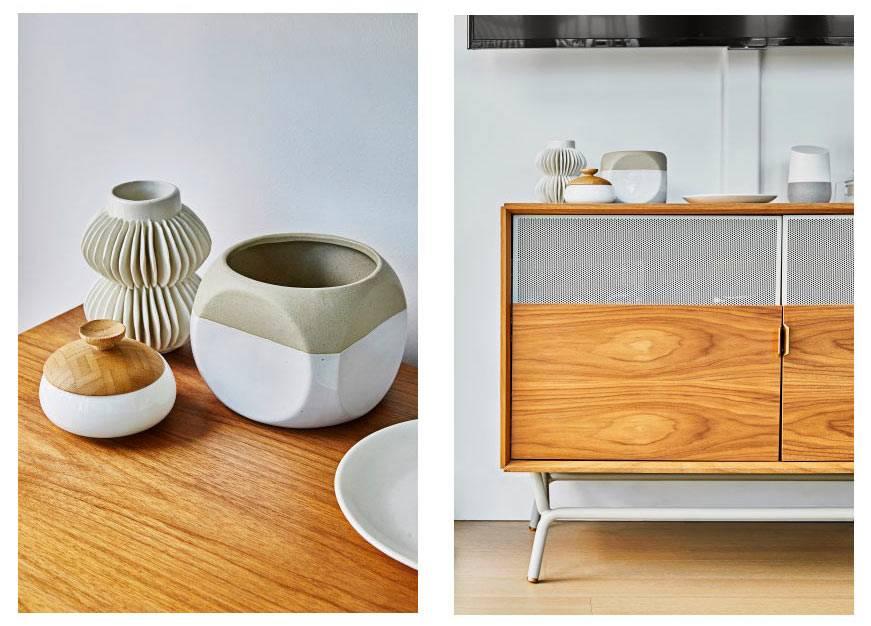 натуральное дерево в мебели и декоре квартиры