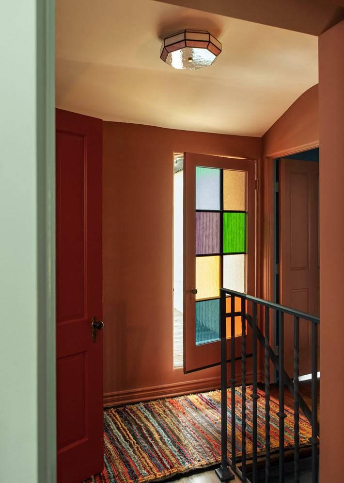 Красочный дом в Лос-Анджелесе от Reath Design