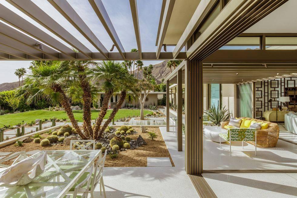 Дом в Южной Калифорнии от студии дизайна Stuart Silk Architects
