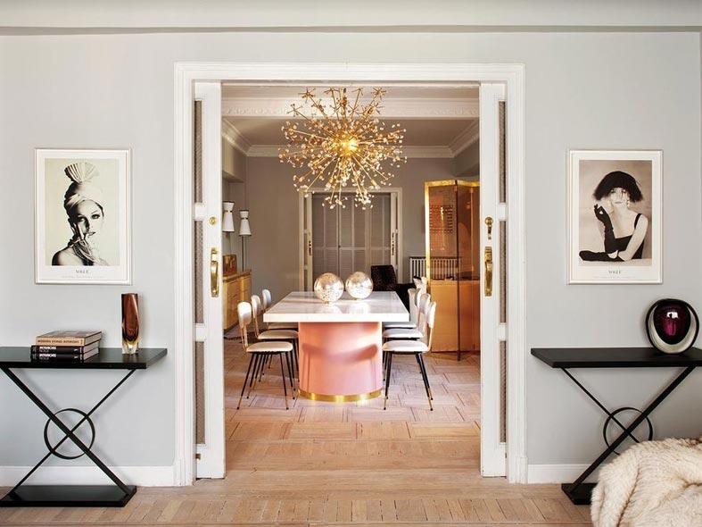 развижные межкомнатные двери в квартире фото