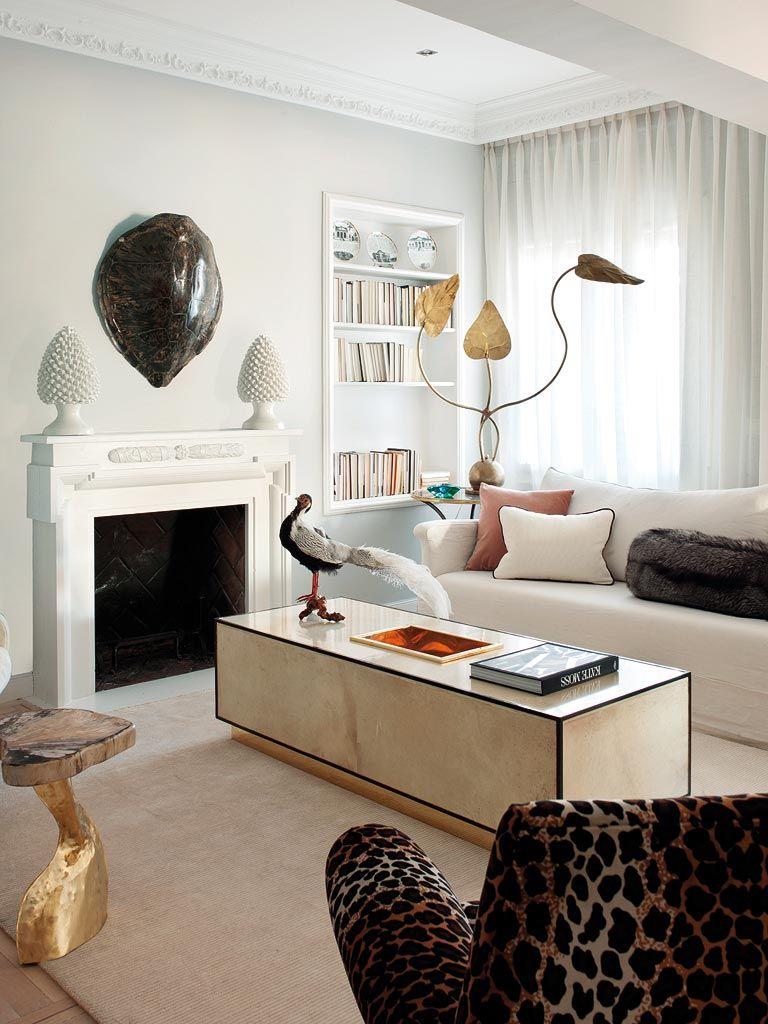 панцирь черепахи на стене над камином в квартире