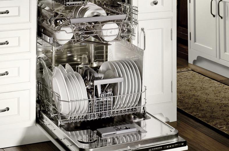 как устроена посудомоечная машина фото